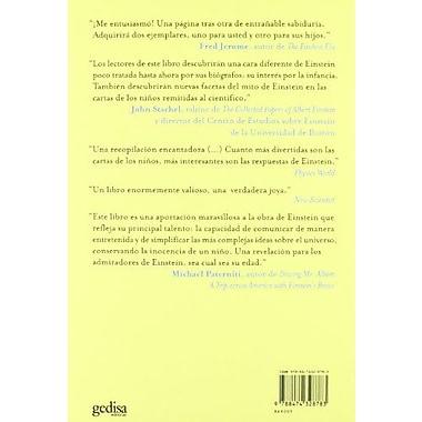 Querido Profesor Einstein: Correspondencia entre Albert Einstein y los ninos (Spanish Edition) (9788474328783)
