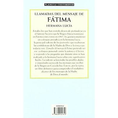 Llamadas del mensaje de Fatima/ Call to the Messages of Fatima (Spanish Edition), Used Book (9788408041610)