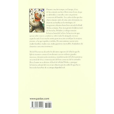 El oso/ The Bear: Historia de un rey destronado/ A History of an Overthrown King(Origenes)(Spanish Edition), New(9788449321047)