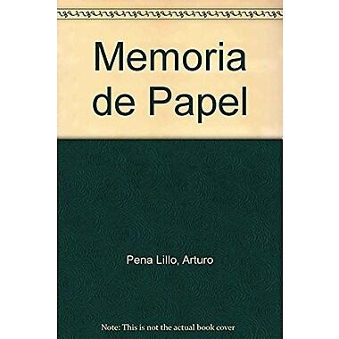 Memoria de Papel (Spanish Edition), Used Book (9789507541285)
