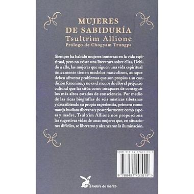 Mujeres de Sabiduria (Spanish Edition), Used Book (9788487403019)