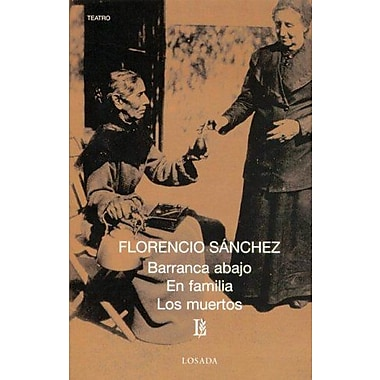 Barranca Abajo - En Familia - Los Muertos (Spanish Edition) (9789500306775)