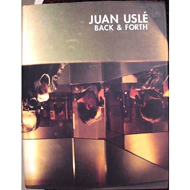Juan Usle: Back and Forth (Spanish Edition), Used Book (9788448213329)