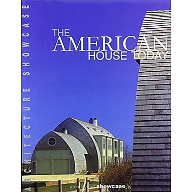 American House Today (Architecture Showcase) (English and Spanish Edition) (9788489861374)