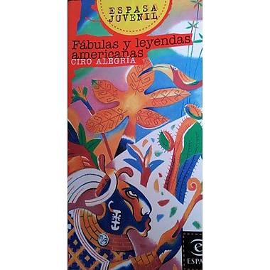 Fabulas y Leyendas Americanas, Used Book (9789561308886)