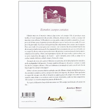 Corpus, New Book (9788495897800)