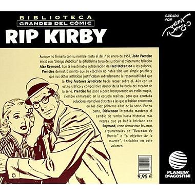 Rip Kirby Nº7/12: 1956-1958 Bailarina La, New Book (9788467412208)