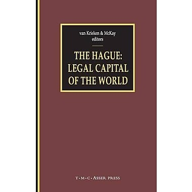 The Hague - Legal Capital of the World, Used Book (9789067041850)