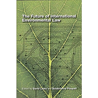 The Future of International Environmental Law, Used Book (9789280811926)