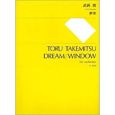 DREAM/WINDOW ORCHESTRA SCORE, New Book (9784890663446)