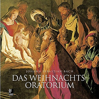 Das Weihnachtsoratorium: The Christmas Oratorio by Johann Sebastian Bach, New Book (9783937406022)