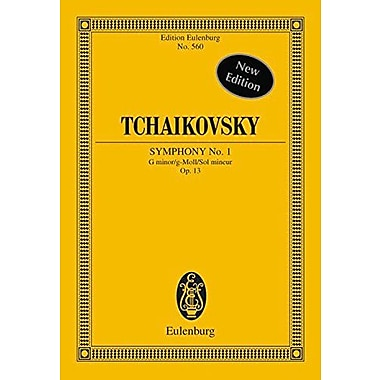 SYMPHONY NO.1 WINTER REVERIES OPUS 13 G MINOR (Edition Eulenburg), Used Book (9783795767075)