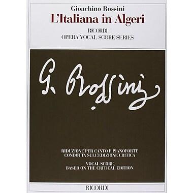 L'Italiana in Algeri: Vocal Score Critical Edition (9788875925192)
