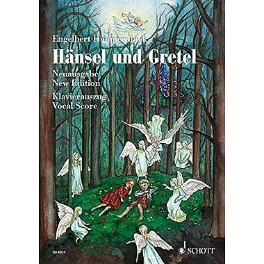 HANSEL AND GRETEL VOCAL SCORE GERMAN ENGLISH (English and German Edition) (9790001082693)