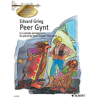 Peer Gynt (Get to Know Classical Masterpi), Used Book (9790001127820)