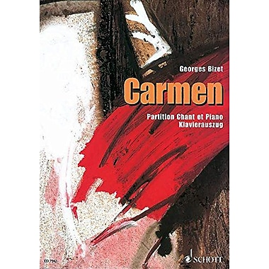 CARMEN VOCAL SCORE (9783795750466)