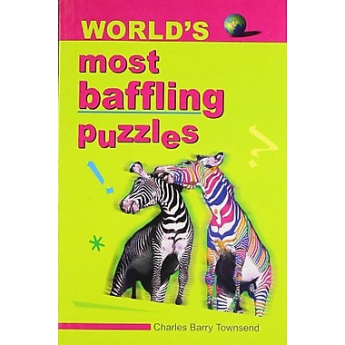 World's Most Baffling Puzzles, Used Book (9788122201550)