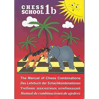 Manual of Chess Combinations, Vol. 1b, New Book (9785946930444)