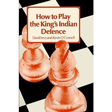 How to Play the King's Indian Defence (9784871878081)