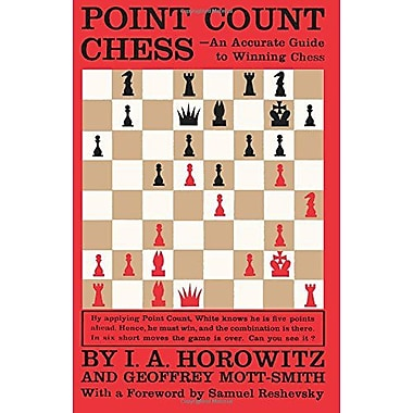 Point Count Chess: An Accurate Guide to Winning Chess, Used Book (9784871874694)