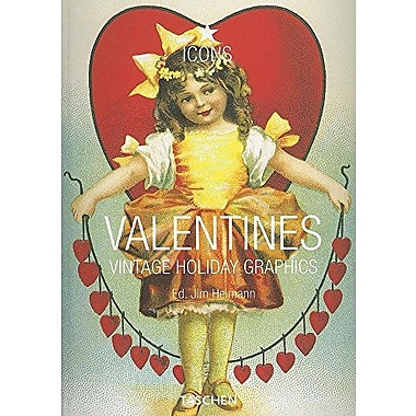 Valentines: Vintage Holiday Graphics (Icons), New Book (9783822845875)