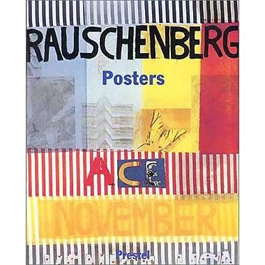 Rauschenberg Posters (Art & Design), New Book (9783791324937)