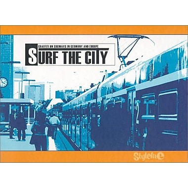 Surf the City: Graffiti on Subways in Europe (Mo Graffiti) (German Edition), New Book (9783980747806)
