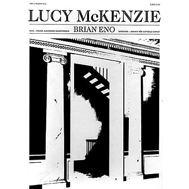 Lucy Mckenzie: Brian Eno (German Edition), New Book (9783936919530)