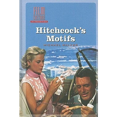 Hitchcock's Motifs (Film Culture in Transition), Used Book (9789053567739)