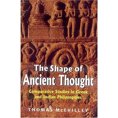 The Shape of Ancient Thought: Comparative Studies in Greek and Indian Philosophies, New Book (9788120833395)