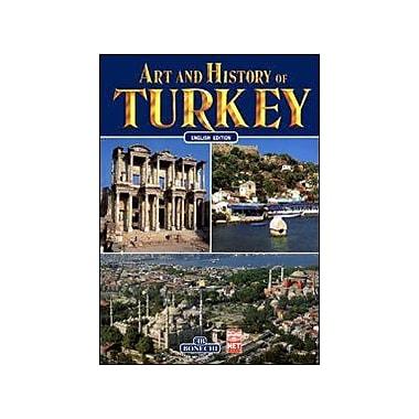 The Art & History of Turkey (Bonechi Art and History Series) (9788880295631)