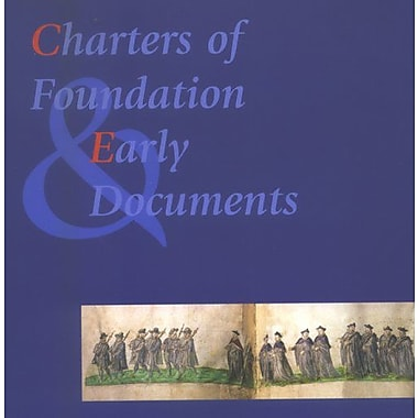 Charters of Foundation and Early Documents of the Universities of the Coimbra Group (Varia Letteren), New Book (9789058674746)