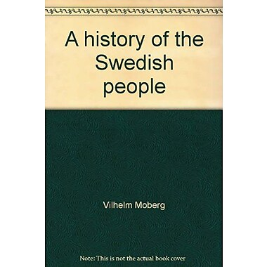 A history of the Swedish people, New Book (9789117251222)