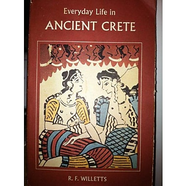 Everyday Life in Ancient Crete, New Book (9789025609009)