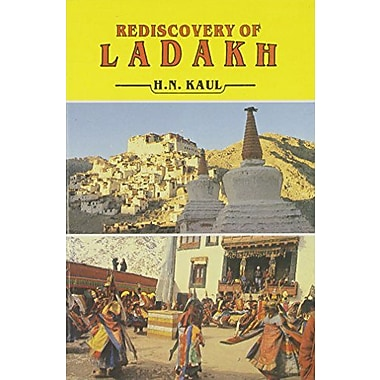 Rediscovery of Ladakh, Used Book (9788173870866)