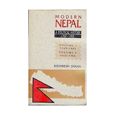 Modern Nepal: A Political History 1769-1955, New Book (9788173041501)
