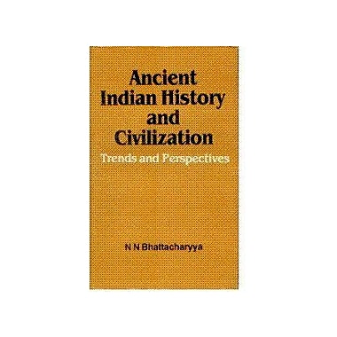 Ancient Indian History and Civilization, New Book (9788185054544)