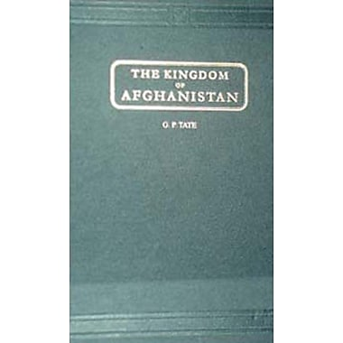 The Kingdom of Afghanistan: A Historical Document, New Book (9788120615861)