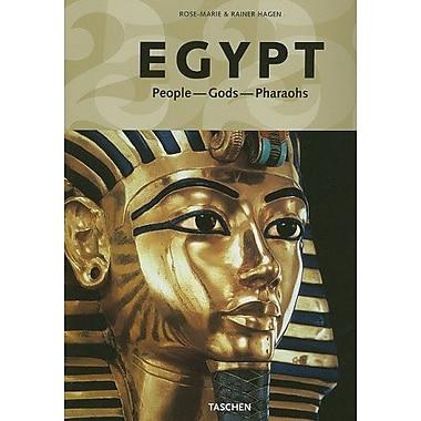 Egypt: People, Gods, Pharaohs (9783822847671)
