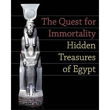The Quest for Immortality: Treasures of Ancient Egypt, New Book (9783791327358)
