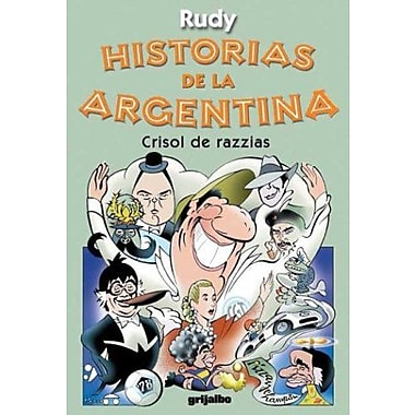 Historias de La Argentina (Spanish Edition), Used Book (9789502802855)