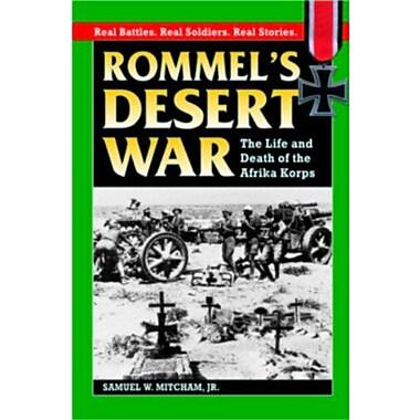 Rommel's Desert War, New Book (9788182743540)