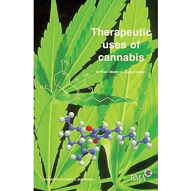 Therapeutic Uses of Cannabis (9789057023170)