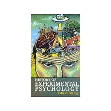 History of Experimental Psychology, Used Book (9788130708904)