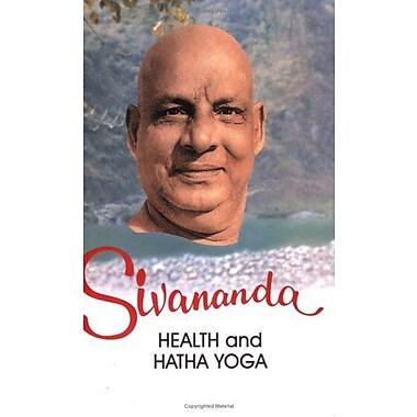 Health And Hatha Yoga (9788170522171)