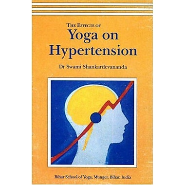 The Effects of Yoga on Hypertension, Used Book (9788185787275)
