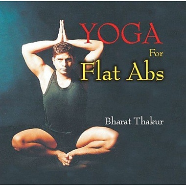 Yoga for Flat Abs, New Book (9788183280075)