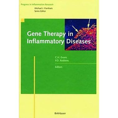 Gene Therapy in Inflammatory Diseases (Progress in Inflammation Research), Used Book (9783764358556)