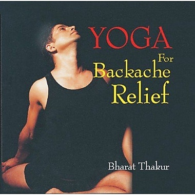 Yoga for Backache Relief (9788183280068)