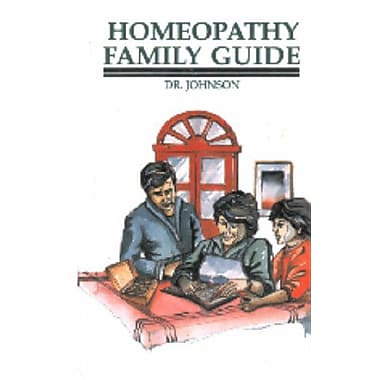 Homoeopathy Family Guide, Used Book (9788170211914)